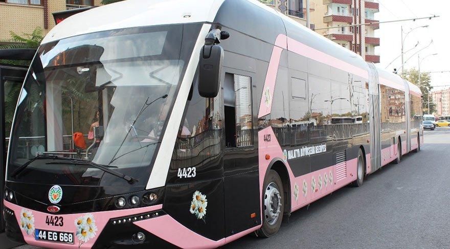belediye otobüsü