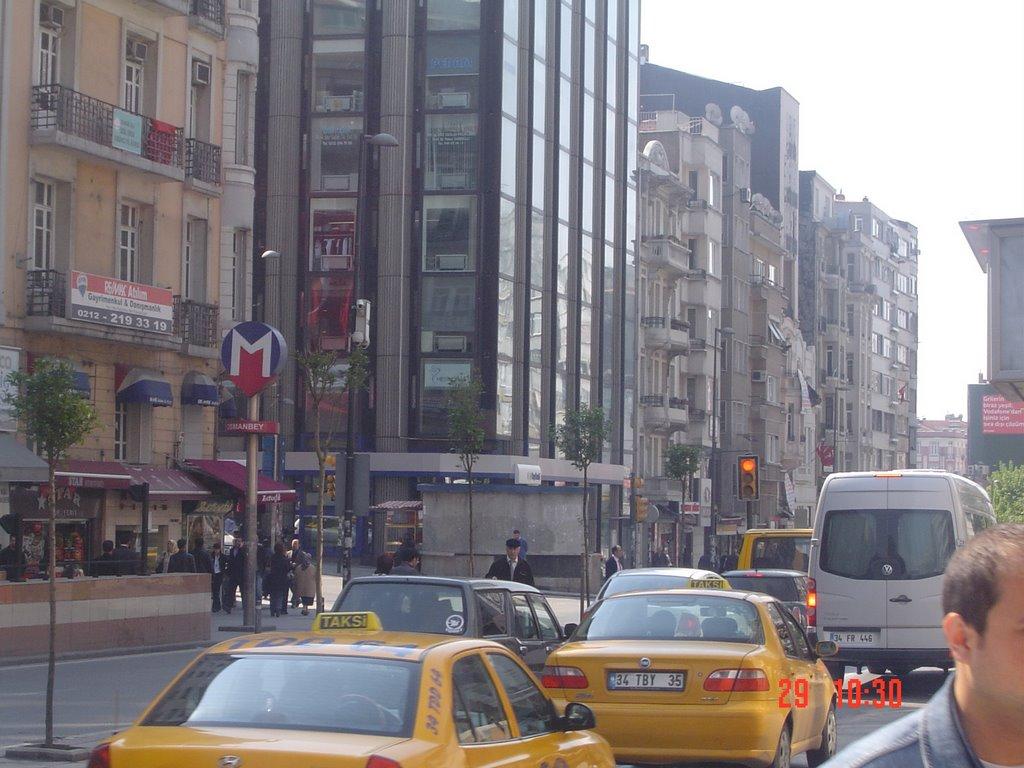 osmanbey metro