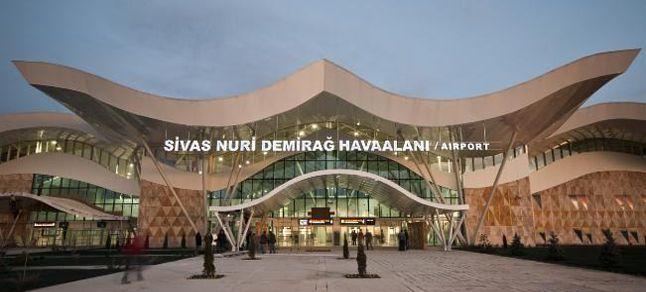 sivas havaalanı
